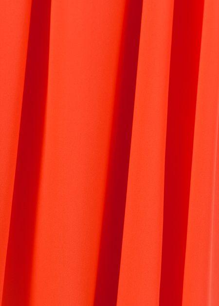 Maxi rok classic orange