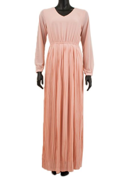 Maxi jurk hermosa roze