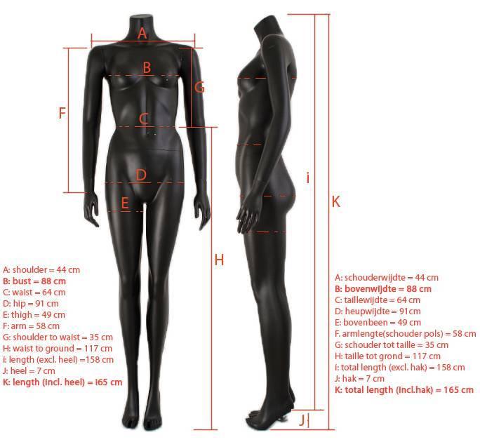 418 Tuniek Lignano zwart