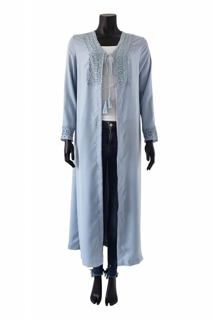 403 kimono orbetello blauw