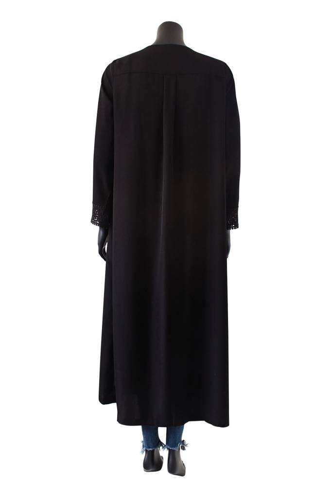 Kimono orbetello zwart