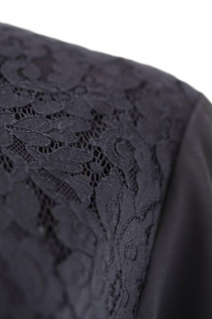 Maxi jurk carrara zwart
