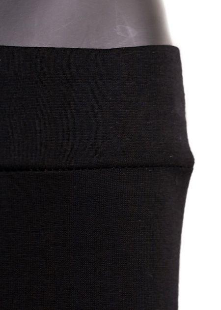 Stretch rok whittier zwart