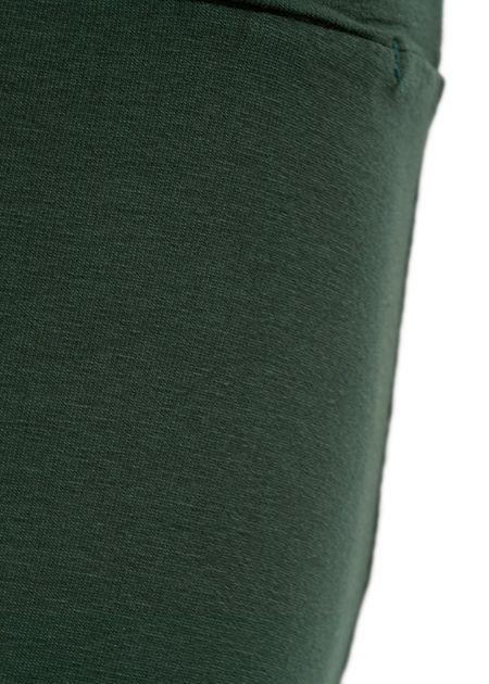 Stretch rok whittier groen