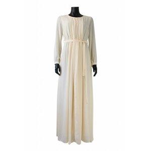 Maxi jurk palmdale creme