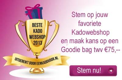 Win een goodie bag t.w.v. €75,00