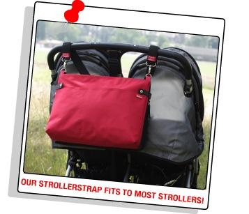Babymel diaper bag / purse Katie Tan (free shipping)