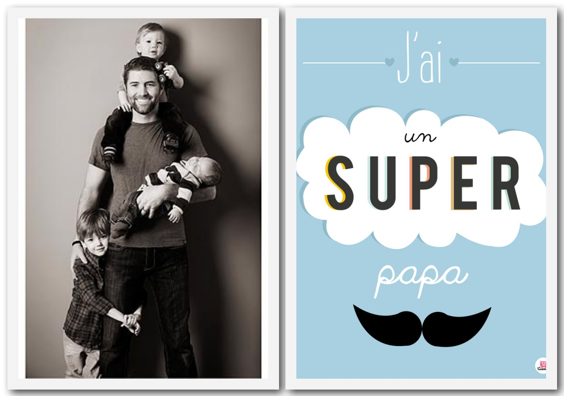 You are a super daddy