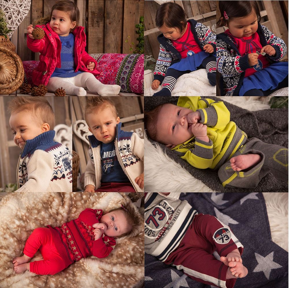 Babymode trends winter 2014/2015