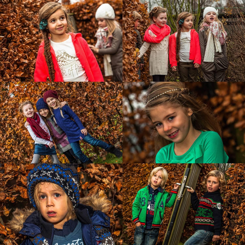 Kindermode trends winter 2014/2015