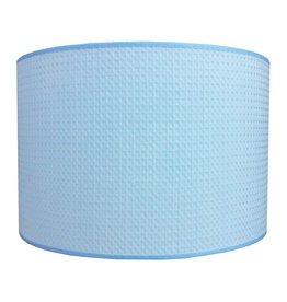 Juul Design hanging lamp Waffle Baby Blue
