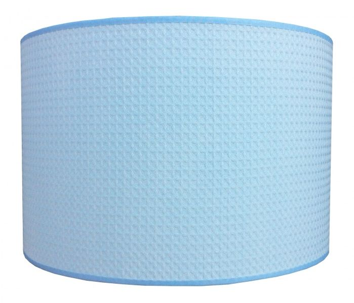 Juul Design hanging lamp Waffle baby blue (free shipping)