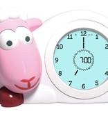 Zazu pink sleeping trainer sheep Sam for girls