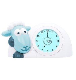 Zazu sleeping trainer blue sheep Sam