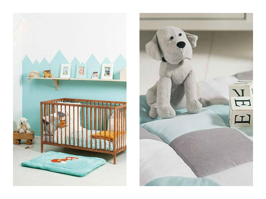 Babykamer inspiratie share the knownledge - Kamer sfeer ...