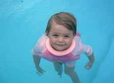 Floating suit, swimsuits, wetsuits, UV swimsuits, Puddle Jumpers and swimming bands