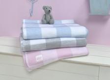 Baby blanket cradle
