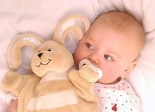 Pacifier cords and pacifier pads