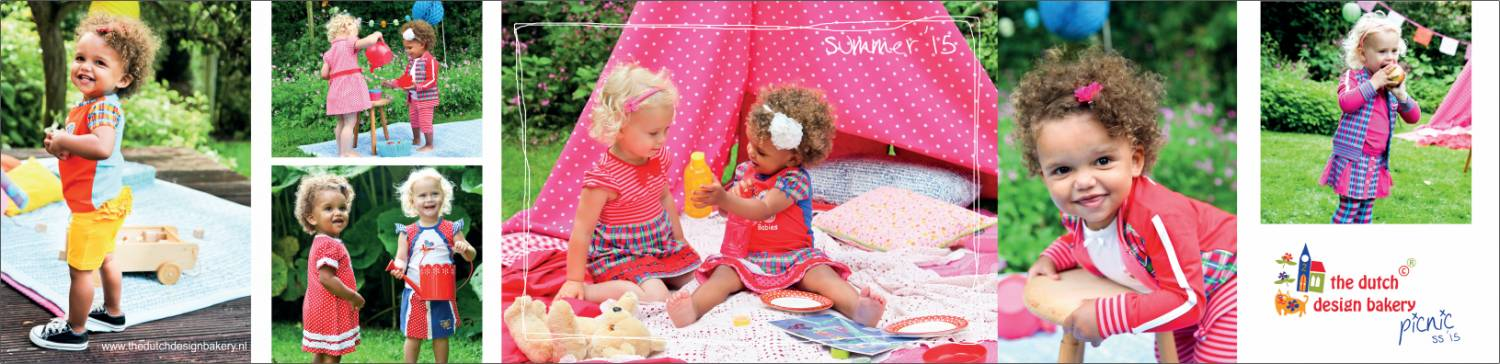 The Dutch Design Bakery baby zomer 2015