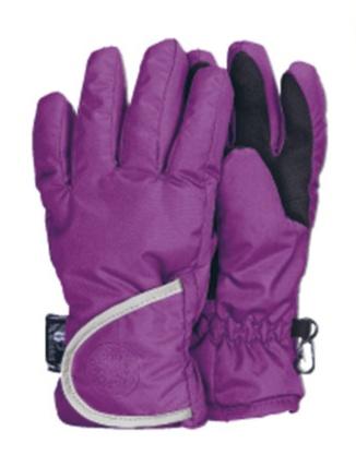 Sterntaler Waterproof gloves children purple