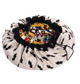 Play & Go storage bag playmat Mr. mustache