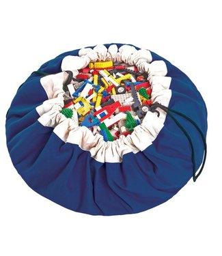 Play & Go storage bag play mat in cobalt blue