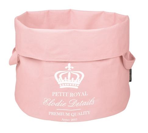 Elodie Details opbergmand StoreMyStuff Petit Royal Pink