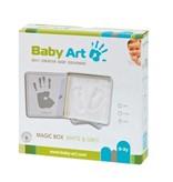 Baby Art magic box Ocean blikje met handafdruk of voetafdruk