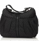 Babymel black diaper bag / purse Amanda Quilted Black (free shipping)