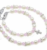 Kaya Sieraden Mom & Me faith bracelets Infinity for baptism or communion - Free Shipping