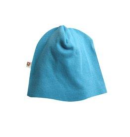 Kutuno beanie baby hat blue