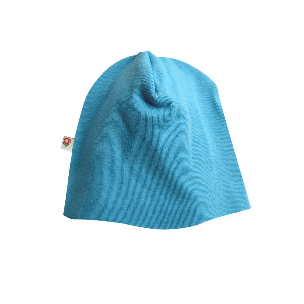beanie baby mutsje blauw