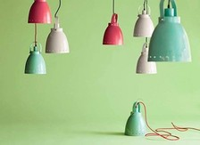 Hip lamps for the nursery