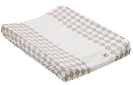 Lodger changing pad Diamond Shell