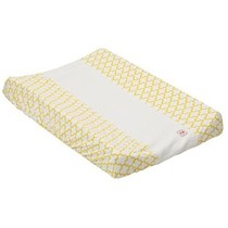 Lodger changing pad Gold Flower