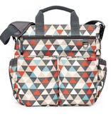 Skip Hop diaper bag Duo 3.0 Signature Triangles (free shipping)