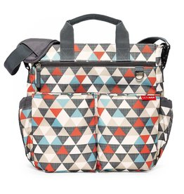 Skip Hop diaper bag Duo 3.0 Signature Triangles