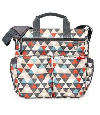 Skip Hop diaper bag Duo 3.0 Signature Triangles