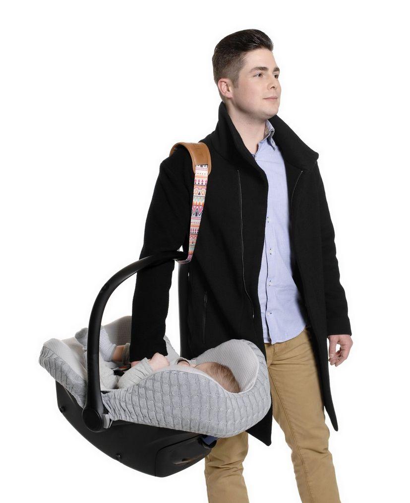 Cocobelt Aztek car seat strap - free shipping