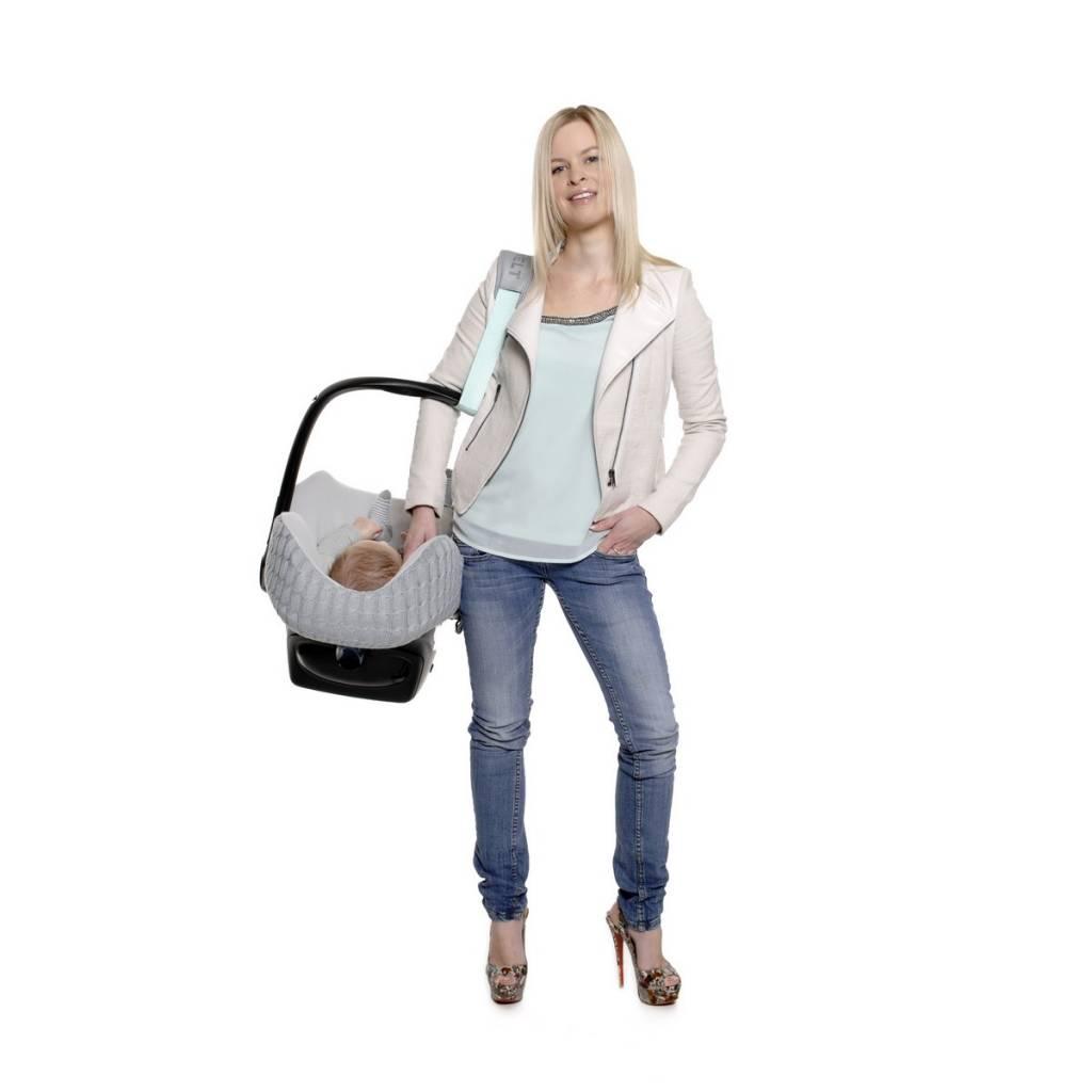 Cocobelt Mint draagriem autostoeltje - gratis verzending