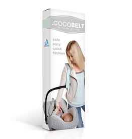 Cocobelt Mint draagriem autostoeltje