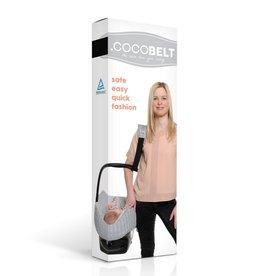 Cocobelt Zwart draagriem autostoeltje