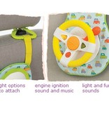 Car Wheel Toy autospeelgoed vanaf 12 maanden
