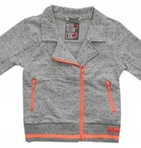 DJ Dutchjeans My Style Vest Grey Melee