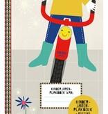Kinderjaren plakboek