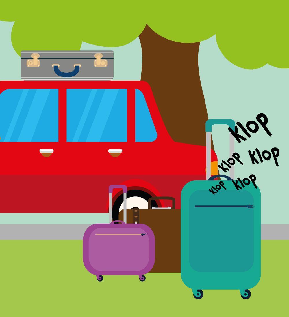 Kinderverhalen deel 3: De Vakantie Koffer