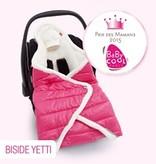 Bemini waterproof wrap blanket Yetti Pompon (free shipping)