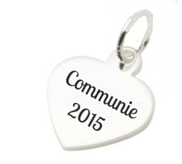 Kaya Sieraden communie armbandje Love & Faith Infinity Pink - gratis verzending