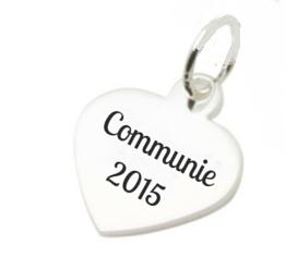 Kaya Sieraden Communion bracelet Love & Faith Infinity Pink - Free Shipping