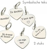 Kaya Sieraden Mother daughter charms